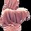 Thumbnail: SOFA THROW JH | PINK
