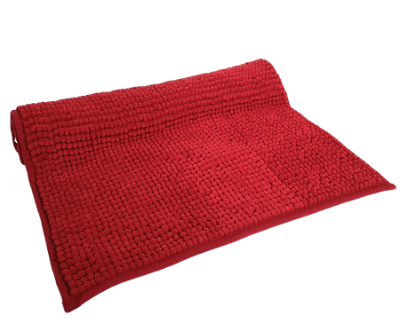 BATHMAT JH RED | 50X80CM