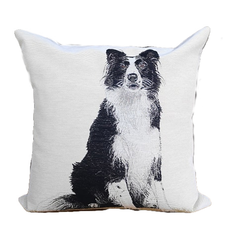 CUSHION DOG COL.3 | 45x45cm