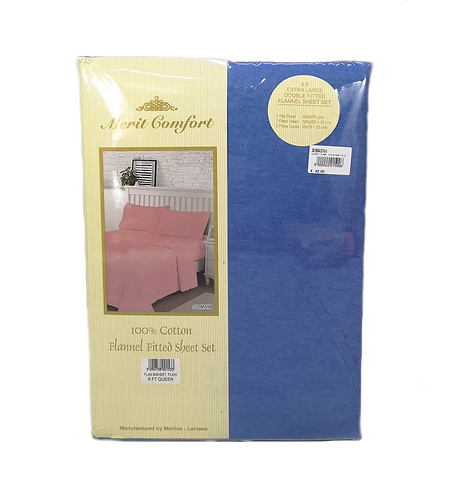 WINTER BEDSHEET SET | MT BLUE