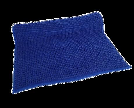 BATHMAT JH BLUE | 50X80CM