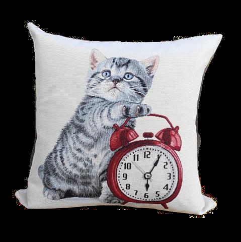 CUSHION CAT COL.2 | 45x45cm