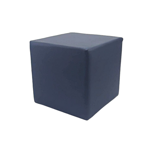 POUF DARK BLUE