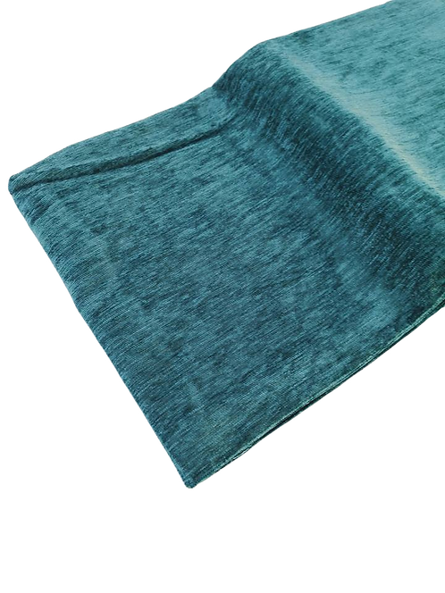 SOFA THROW JH | TEAL BLUE