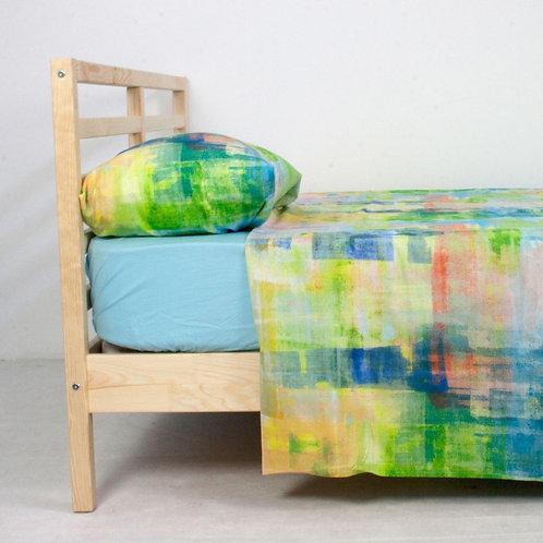 BED SHEET SET DON ALGODON | CADAQUES