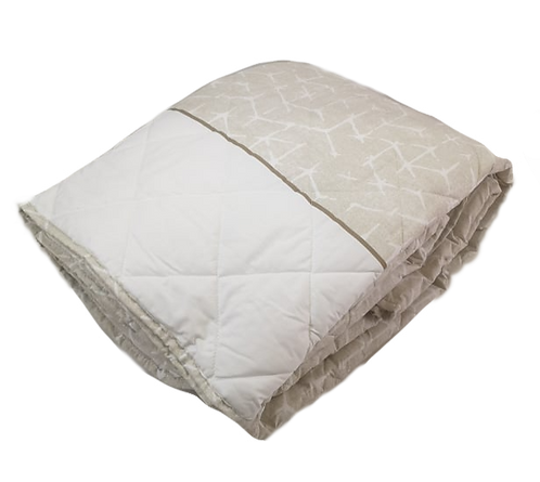 BEDSPREAD CANETE | TOPIC BEIGE