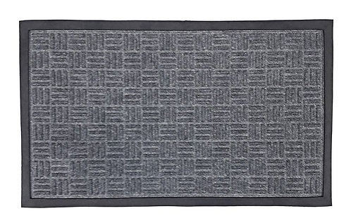 ENTRANCE MAT GREY 50x80cm