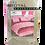 Thumbnail: BED SHEET SET ROYAL | PINK