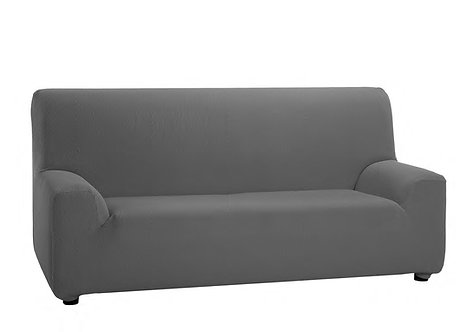 ELASTIC SOFA COVER 3-SEATS | GREY