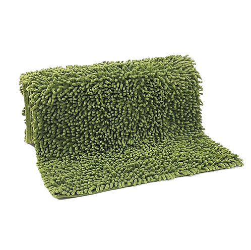 BATH MAT GREEN 50x80cm
