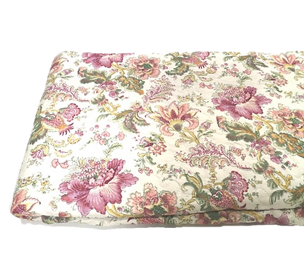 BEDSPREAD FLORAL DOUBLEFACED | 230x240cm