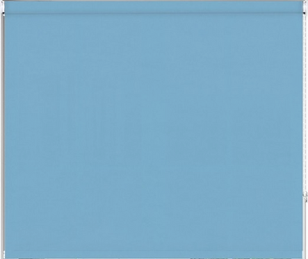 ROLLER BLIND DIM-OUT A66 | LIGHT BLUE