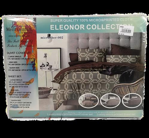 QUILT COVER | ELEONOR 002