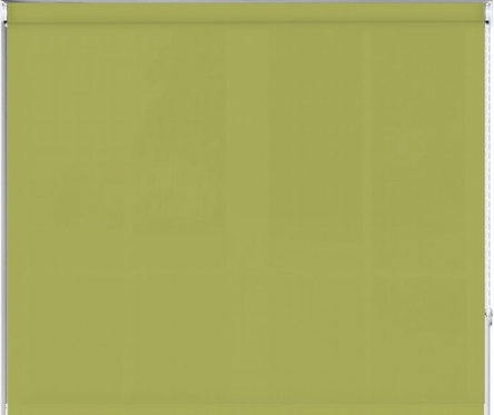 ROLLER BLIND DIM-OUT A44 | LIGHT GREEN