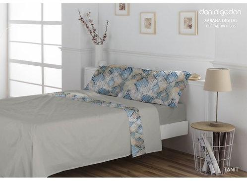 BED SHEET SET DON ALGODON | TANIT