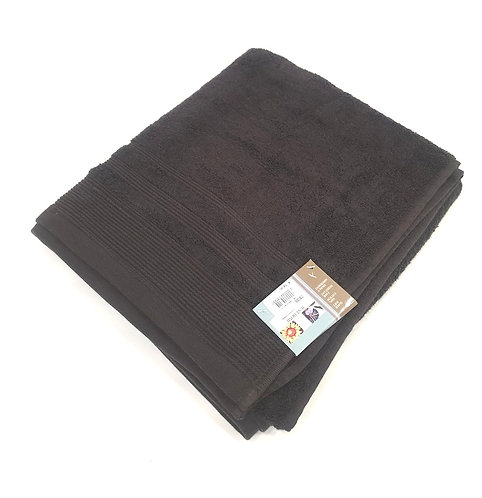 TOWEL BAMBOO ANTHRACITE | 90X150CM