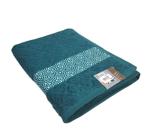 TOWEL JACQUER | TURQUOISE