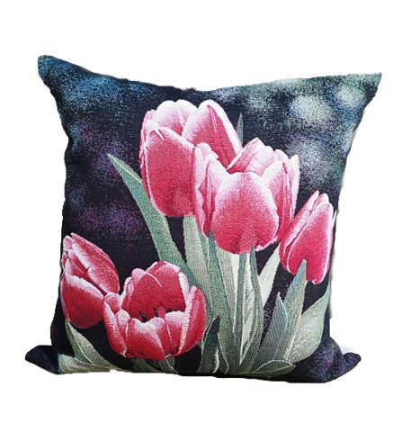 CUSHION ROSE COL.2 | 45x45cm