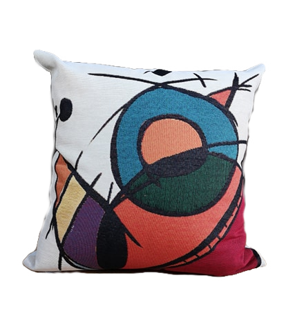 CUSHION MODE COL.2 | 45x45cm