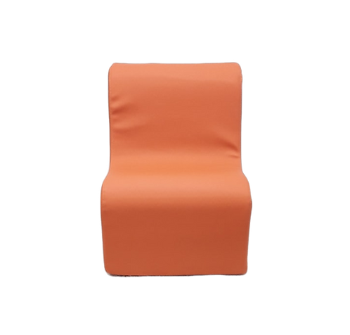 KIDS CHAIR ORANGE