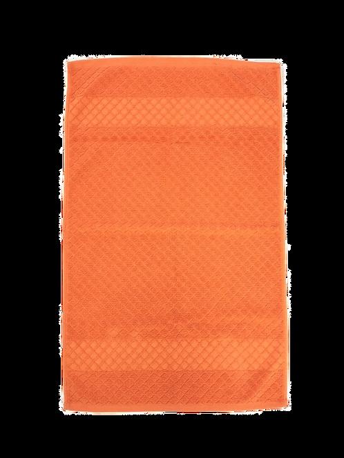 TOWEL HC | JACQUARD | ORANGE | 50X100CM