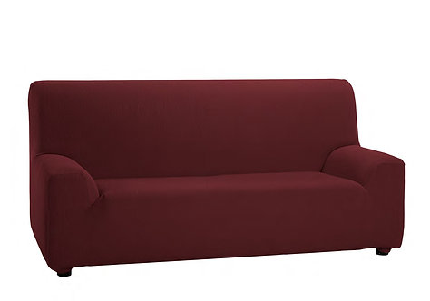 ELASTIC SOFA COVER 2-SEATS | BORDO