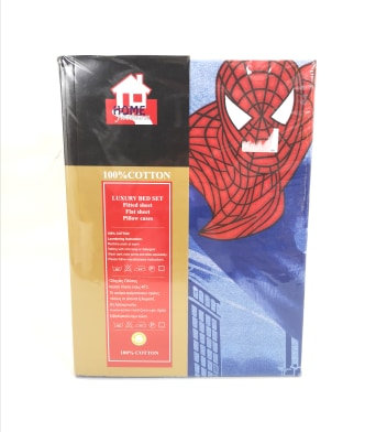 BED SHEET SET | SPIDERMAN