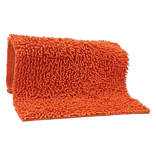 BATH MAT ORANGE 50x80cm