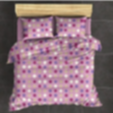 Ferpil Bedding Set Pink Bubbles.png