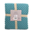 Thumbnail: SOFA BLANKET WITH SHERPA | TURQUOISE