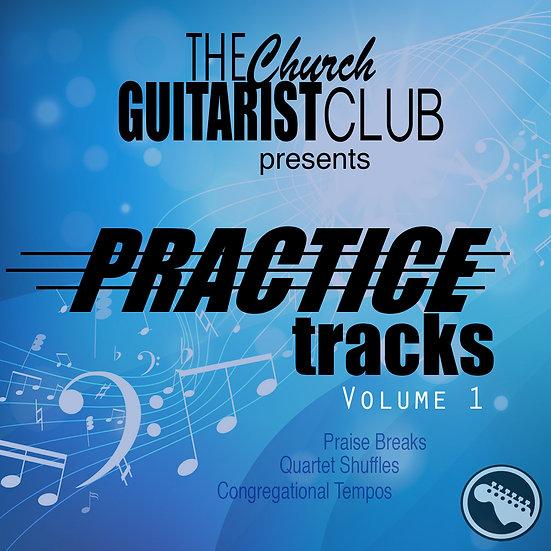 TCGC Practice Tracks volume 1