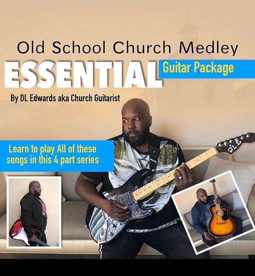 Old School Church Guitar Essentials