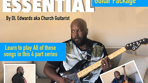 Old School Church Guitar Essentials