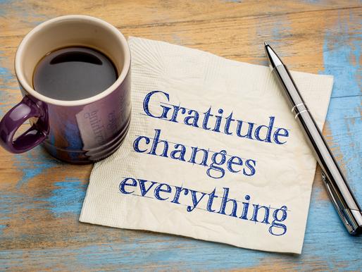Finding Self Worth through Gratitude