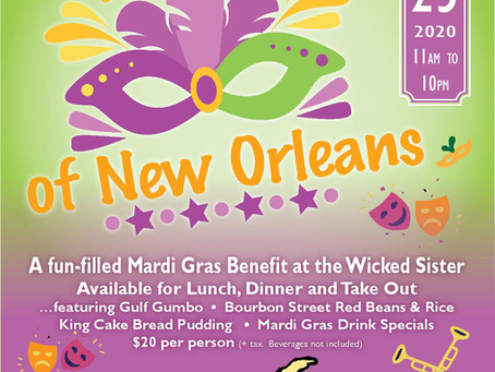 A Taste of New Orleans Fundraiser