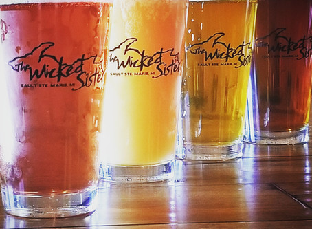 Short's Beer, Brunch & the First Week of May...