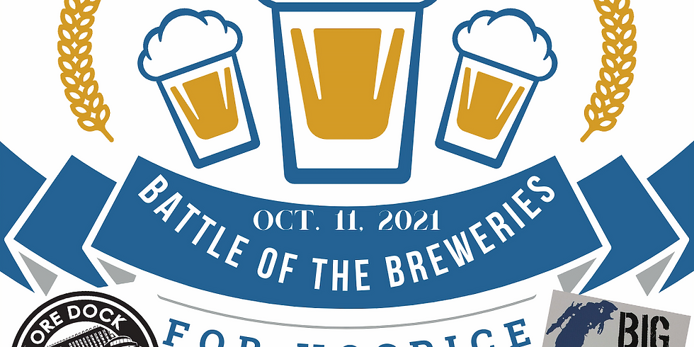 Battle of the Breweries for Hospice of the EUP