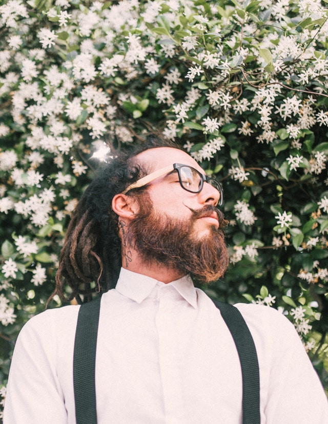 natural oils that grow your beard long