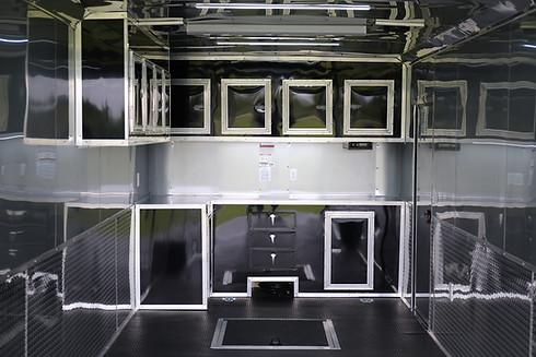 Custom Cabinets and Interior