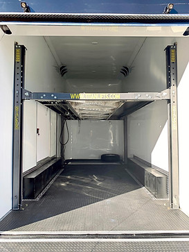 8.5' x 20' Stacker w_ Titan Lift