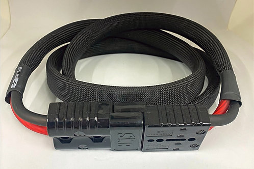 6 Foot Light Weight Starter Cables