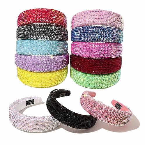 Shiny Crystal Headband