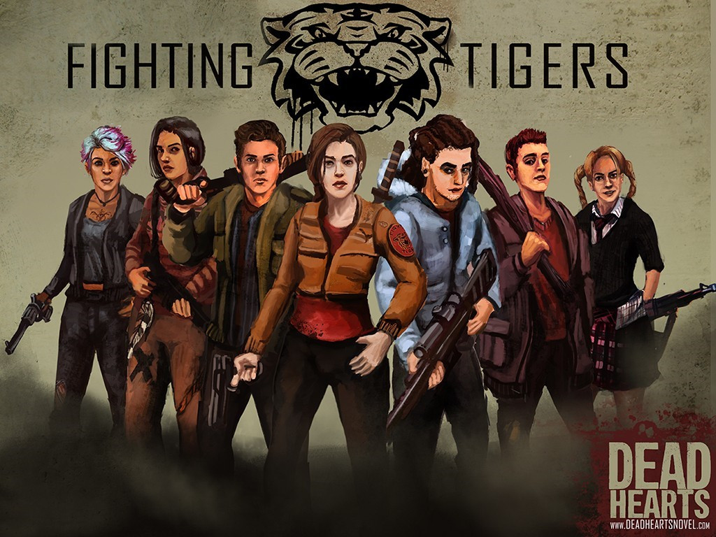 Team: Fighting Tigers