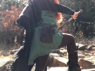 Salina Trisdale - Seeker of Magic movie trailer