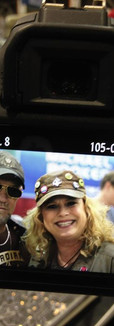 Lambdin with Michael Rooker!