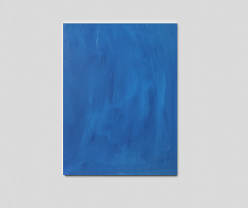 "36"" H x 24"" W  Acrylic on canvas."