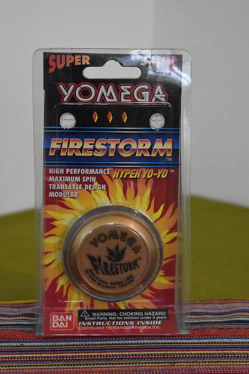 Vintage Omega Firestorm hyper yo-yo