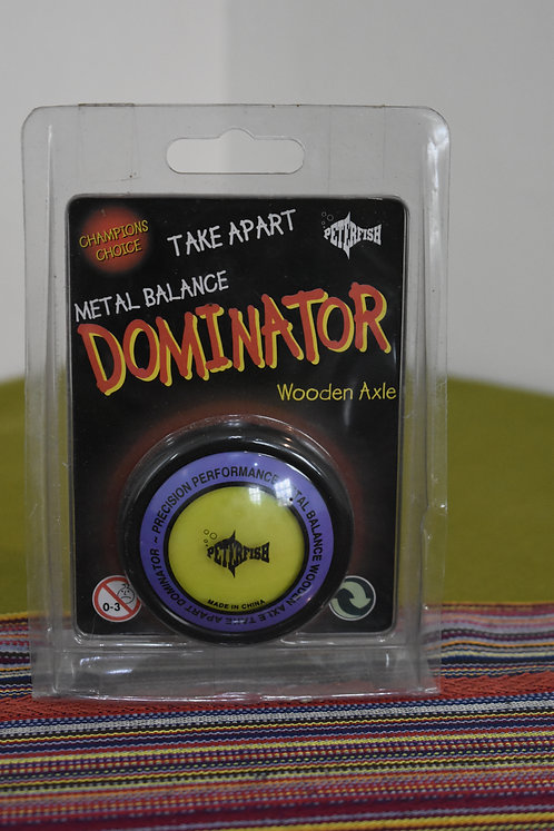 Dominate yo-yo