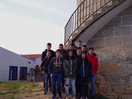 Visita ao Posto Territorial da Guarda Nacional Republicana de Pinhel