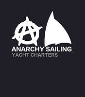Anarchy Logo White on black.png